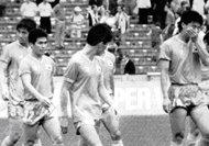 1990년 최악의 월드컵 성정
