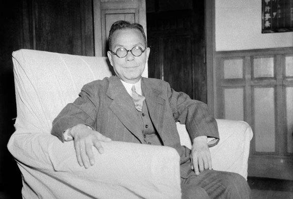 김성수 부통령 시절 (사진제공 국가기록원)